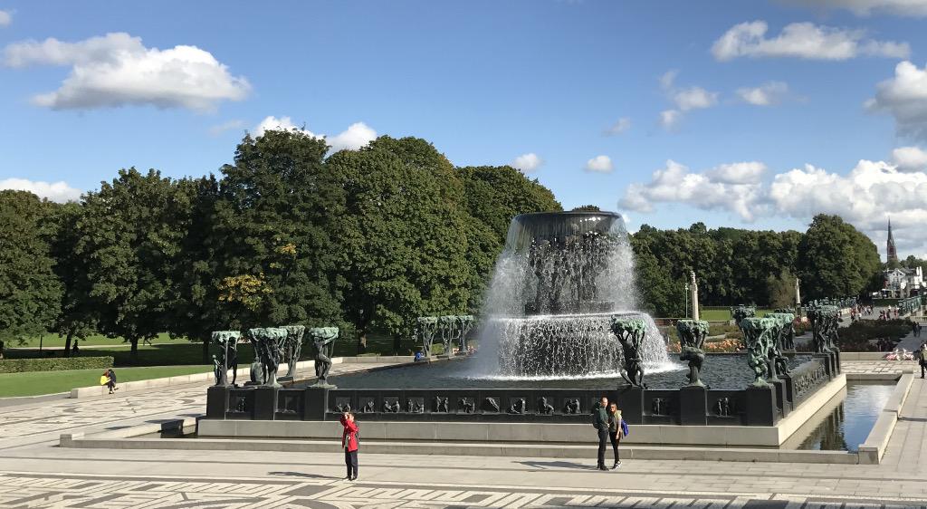 Gustav Vigeland_13_ninschart_kunst_art_oslo_skulptur_park_skulpturen