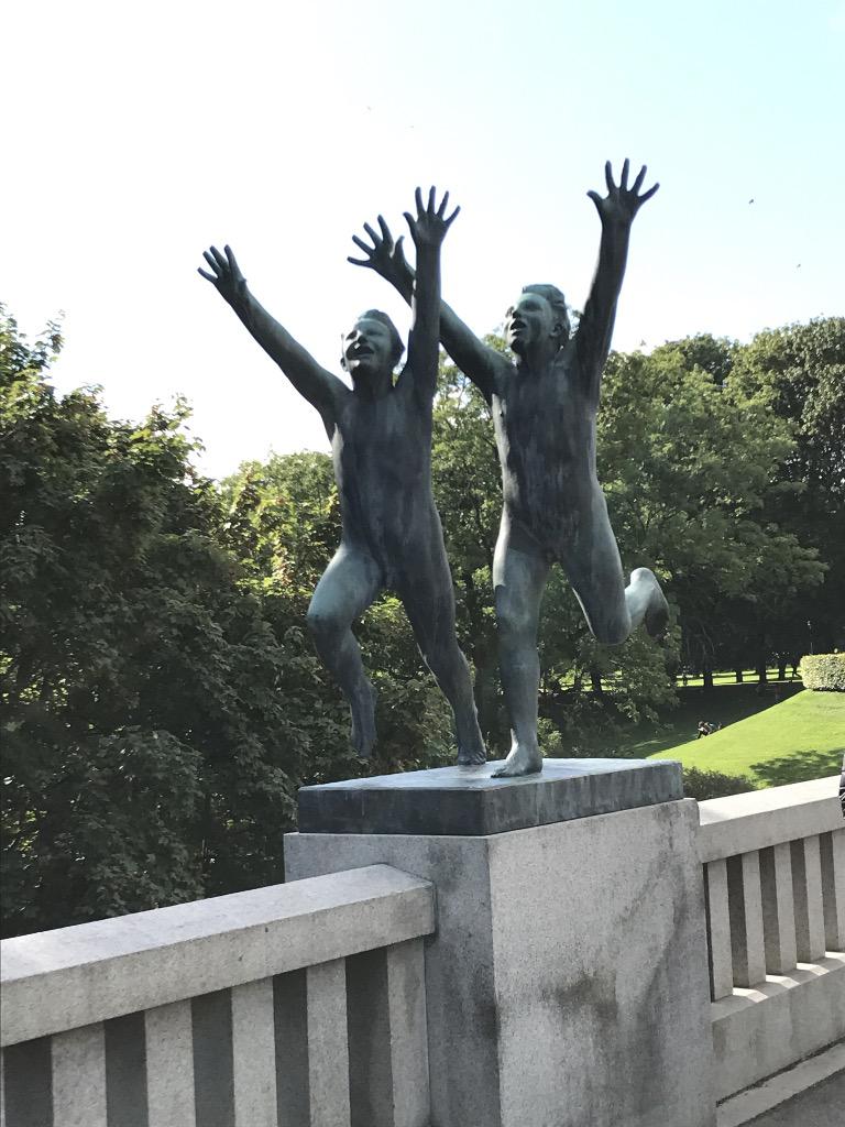 Gustav Vigeland_7_ninschart_kunst_art_oslo_skulptur_park_skulpturen