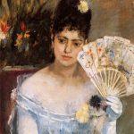 Auf dem Ball von Berthe Morisot